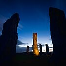 Callanish After Dark by hebrideslight