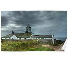 St Bee's Head Lighthouse Poster