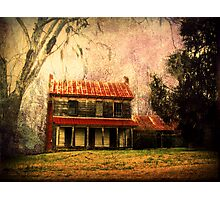 The House at Sleepy Hollow Photographic Print