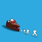 Floss away! by Marek Hindash-Jancovic