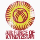 Air Force of Kyrgyzstan by Confundo