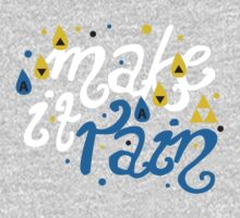 Song of Storms - Make It Rain Kids Clothes