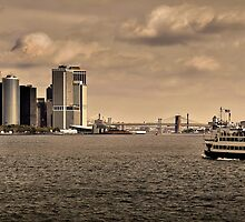 South of Manhattan by brianhardy247