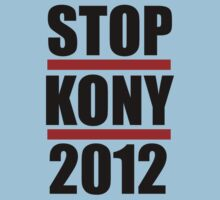 Stop Kony 2012 by ScottW93