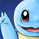 Water Starter by Shelbeawest