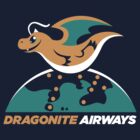 Dragonite Airways by Kari Fry