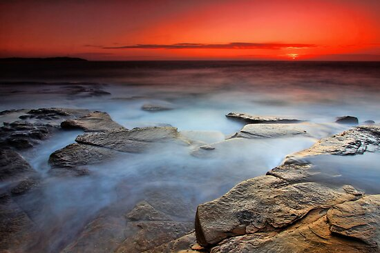 Dee Why Sunrise by Arfan Habib