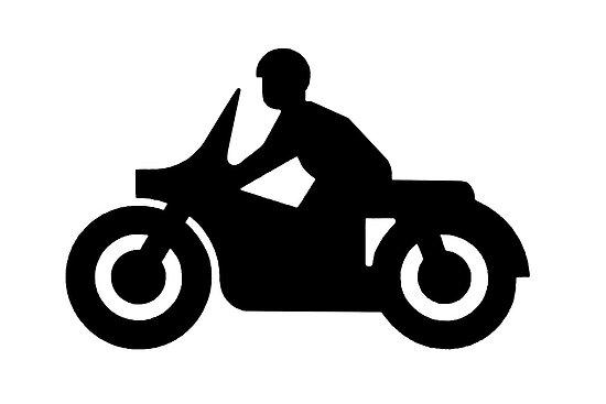 Motorcycle clip art by naturaldigital
