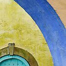 Portmeirion Archway and Door by Simon Hickie