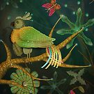 The Golden Pheasant by Rookwood Studio ©
