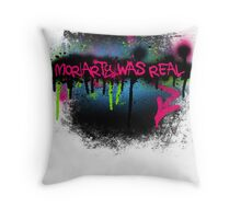 Moriarty was real (rave) Throw Pillow