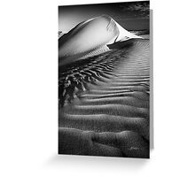 Textures and Tones Greeting Card