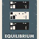 Equilibrium Poster by Jens Arne  Larsen Aas