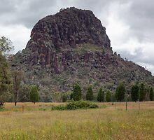 Warrumbungle National Park • NSW • Australia by William Bullimore