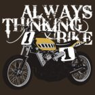 Always Thinking Bike by Siegeworks .