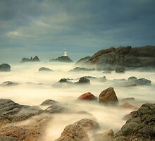 Corbiere in March by Gary Power