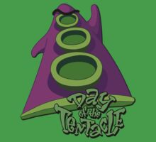 Day of the Tentacle Kids Clothes