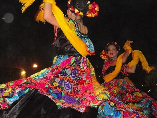 VIVA MEXICO -Lust For Life - Alegría De Vivir by Bernhard Matejka