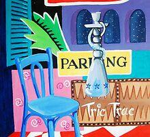 Beirut Nights III by nancy salamouny