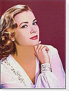 GRACE KELLY by Terry Collett