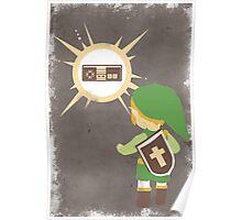 Legendary NES Poster