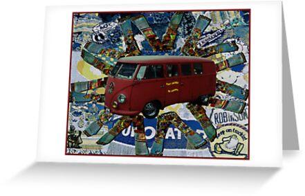 1959 VW BUS  by Spiritinme