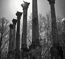 Windsor Ruins  by Michelle  Morris