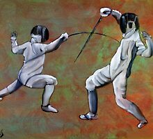 Fencing by shearart