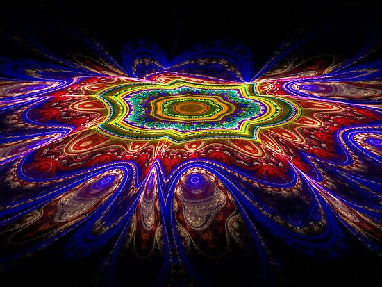 Magic Carpet Ride by James Brotherton