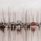 Sleeping Masts and Sleeping Dreams. by Larry Lingard/Davis