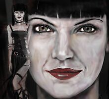 "Abby"" Sciuto by Ray Jackson"