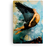 Flight of Icarus Canvas Print