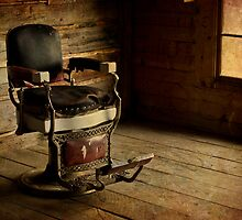 Barber Chair by Miles Glynn