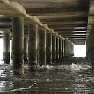 Under the Pier by Jenny  Riley