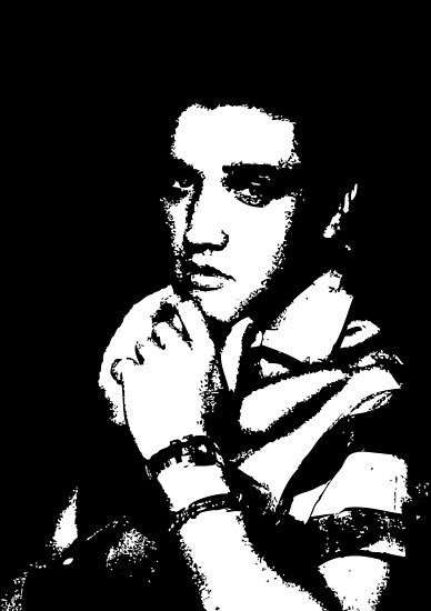 Elvis by Lauren Eldridge-Murray