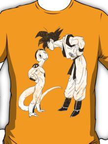 Goku & Frieza scratch T-Shirt