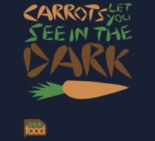 Carrots Let You See In The Dark by Matt Burgess