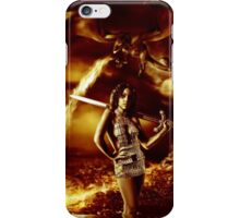 Embers - iPhone iPhone Case/Skin