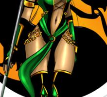 Mortal Kombat - Jade Sticker