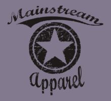 Mainstream Apparel by ScottW93