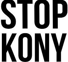 Stop Kony Poster - Kony 2012 - Joseph Kony by KonyTshirts