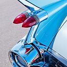 1959 Cadillac Eldorado Taillights by Jill Reger