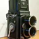 Tele Rolleiflex by Brett Rogers
