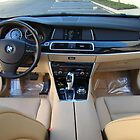 2011 BMW 535GT Interior by sl02ggp