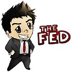 Seeley Booth: The Fed by ElocinMuse