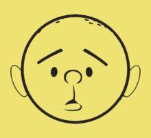 Karl Pilkington - He's got a head like a... Kids Clothes