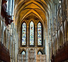 Truro Cathedral by kathleenjean