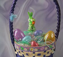 Easter Basket by ©Josephine Caruana