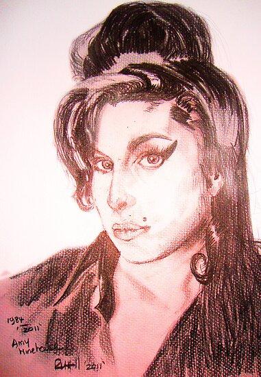 Amy Winehouse by buddybetsy