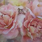 Summer Roses by Anne Bonner